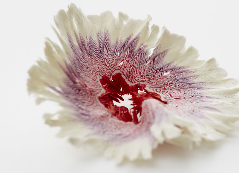 pencil shavings art