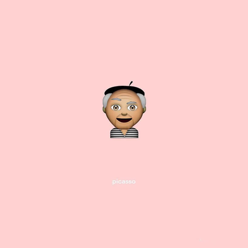 Fine art emoji