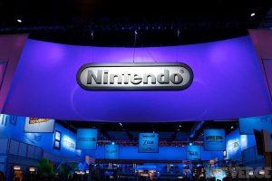 Nintendo E3 stage